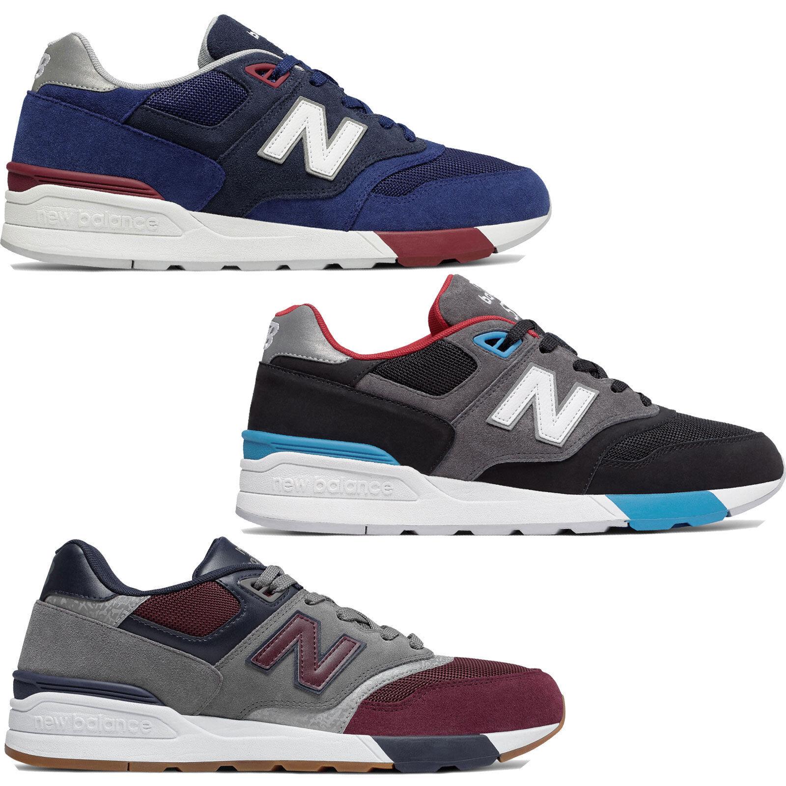 New Balance 597 Herren-Sneaker ML597 Turnschuhe Sportschuhe Halbschuhe NEU