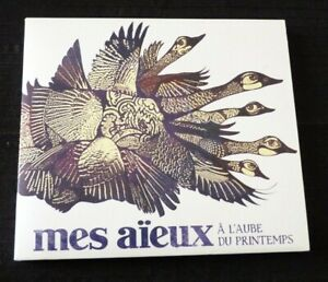 Digipack-CD-Mes-Aieux-A-L-039-aube-du-Printemps-Victoire-Canada-Records-Album