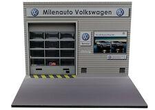 Diorama présentoir Volkswagen Milenauto - 1/18ème - #MR18S008