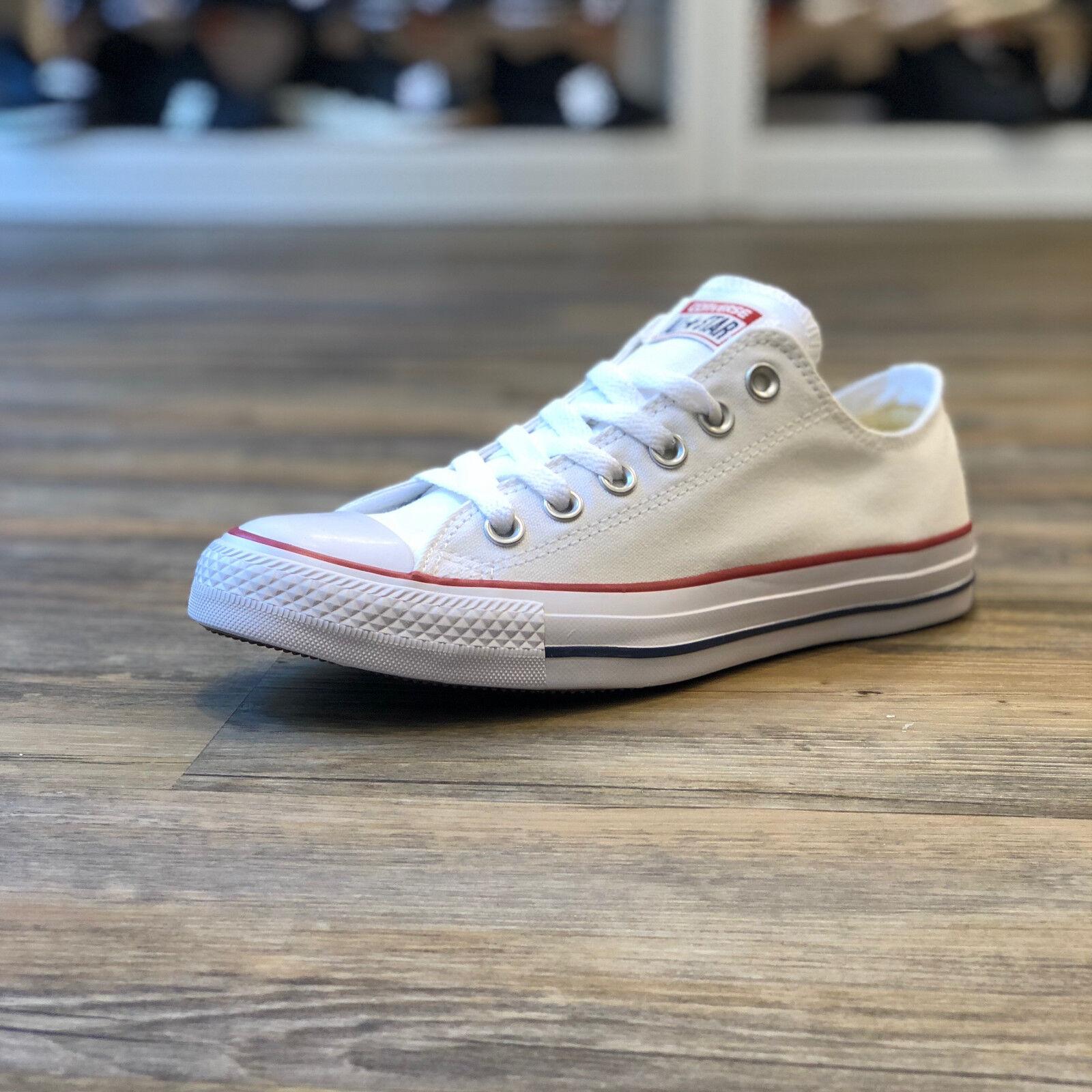 Converse All Star OS Niedrig Gr.36 Gr.36 Niedrig weiß Schuhe Turn Sneaker Herren Damen Neu M7652 fd2a3a