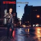 57th & 9th [Deluxe Version][CD/DVD] by Sting (Gordon Matthew Thomas Sumner) (CD, Nov-2016, Interscope (USA))