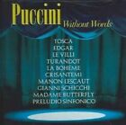 Puccini Without Words Various Audio CD