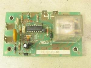 Details about NCC Z4N-00040-067T Control Circuit Board 11-0531-01