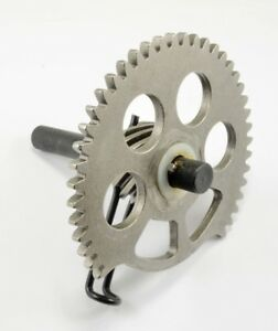 Details about GY6 150cc Chinese Scooter Atv Parts 157QMJ Kick Start Idle  Shaft Gear 98mm