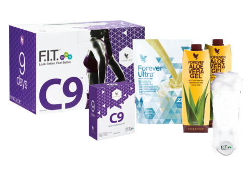 clean 9 forever living price)