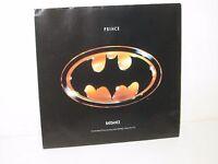 Prince Batdance Batman Keaton Movie 1989 Soundtrack Single 45 Rpm Vinyl Record
