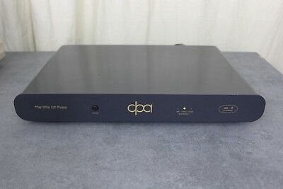 Tv, Video & Audio D/a-wandler/ High End British Audiophile Cd-player & -recorder Aufstrebend Dpa 'the Little Bit Three' Dac