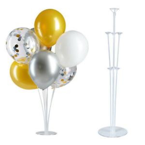 70cm-Ballon-Saeulenbasis-Staender-Ballonhalter-Luftballonstaender-Halterung-Stuetze