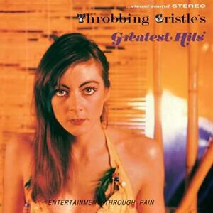 Throbbing-Gristle-Throbbing-Gristle-039-s-Greatest-Hits-Reissue-NEW-2CD