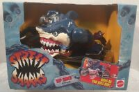 Street Sharks Ripster Rip Rider Motorcycle By Mattel Mint In Sealed Package