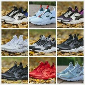 Hot-Men-039-s-Women-039-s-Athletic-Sneakers-Shoes-Air-Huarache-Sports-Shoes-12-colours
