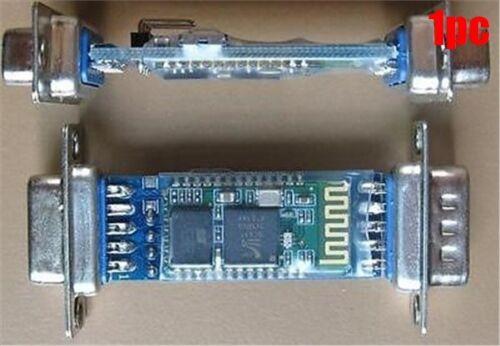 1Pcs DB9 RS232 Rf Wireless Bluetooth Module HC-06 Slave Serial Port For Ardui co