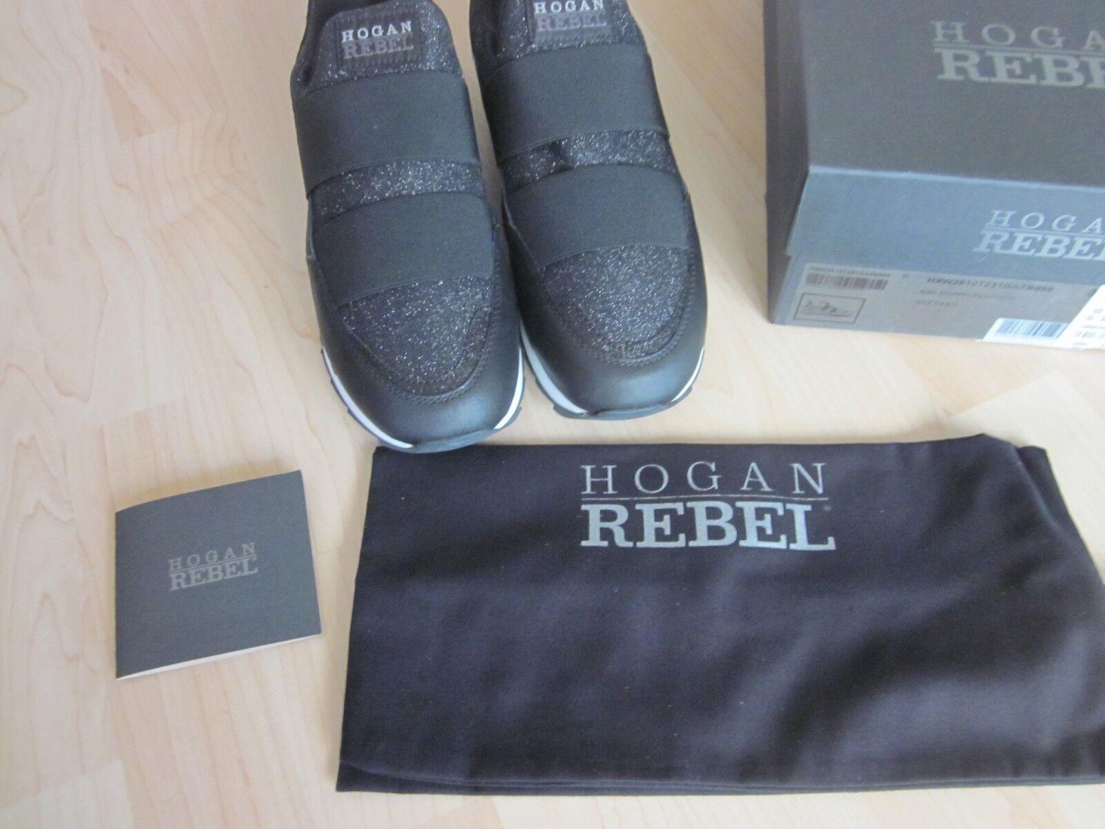 Hogan Rebel Sneaker Gr. 39, neu