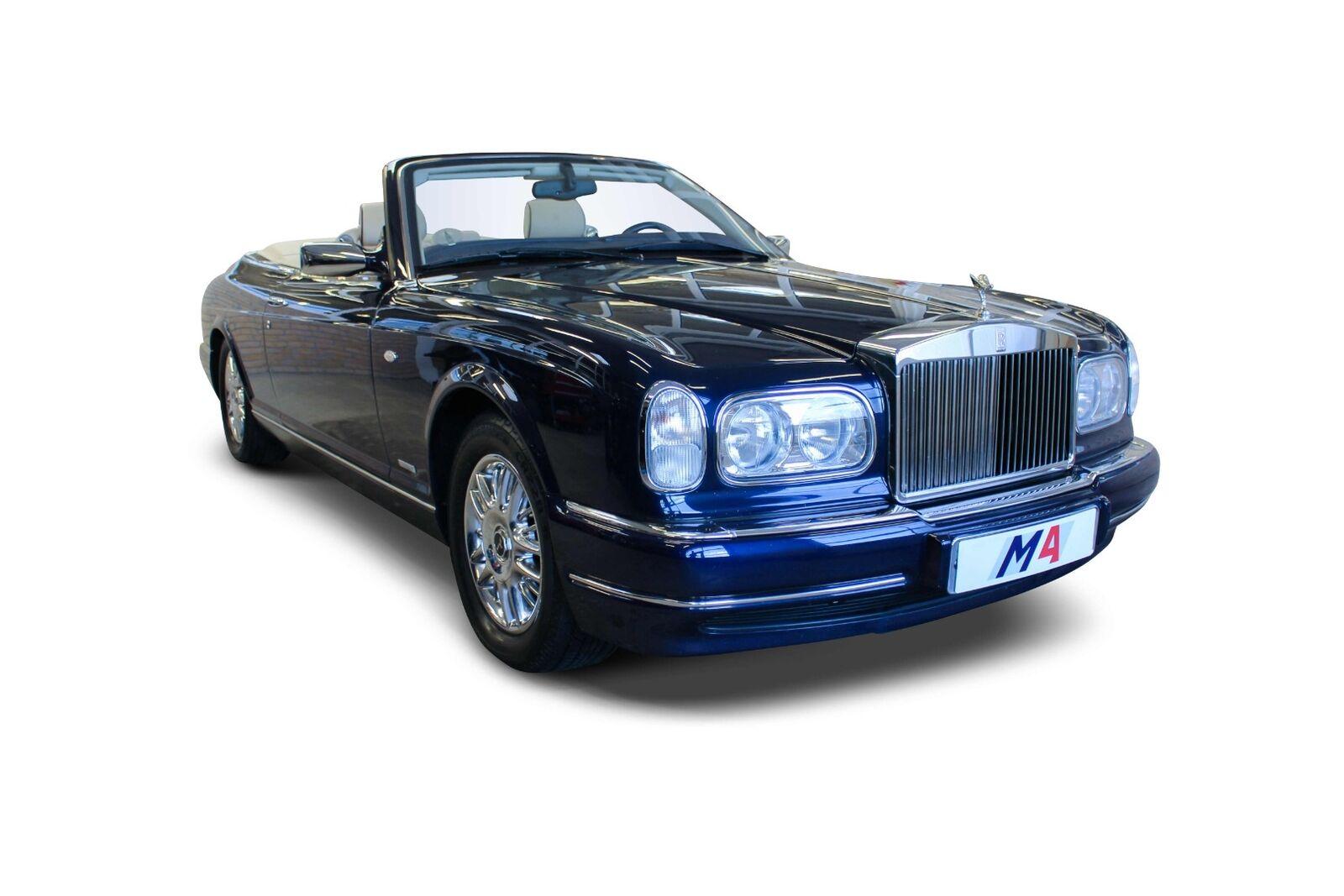 Rolls Royce Corniche 6,75 Cabriolet aut. 2d