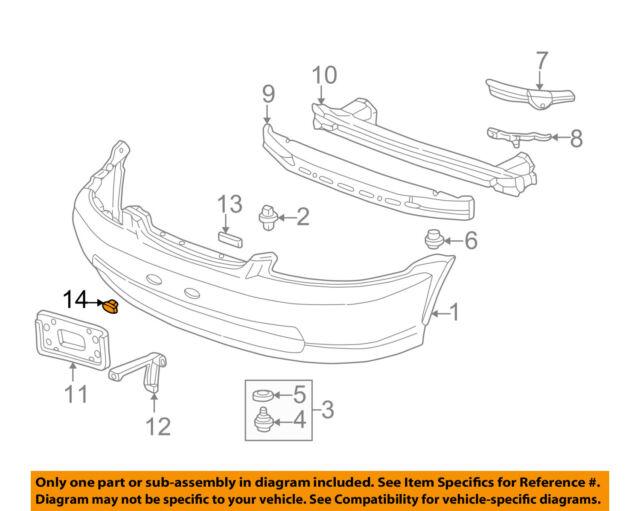2000 honda civic front bumper diagram enthusiast wiring diagrams u2022 rh rasalibre co honda civic front bumper diagram 2007 honda civic front suspension diagram