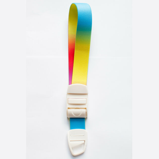 Rolseley Medical Tourniquet with rainbow colours quick & slow release latex free