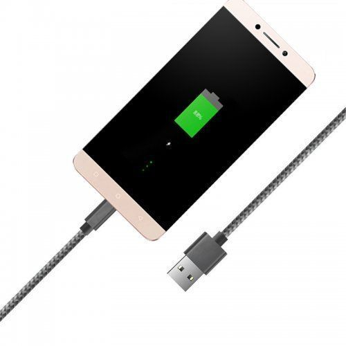 Samsung Galaxy S8 2017 USB Type C USB-C Sync Charger Charging Power Cable Lead
