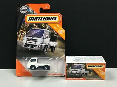 MBX City 17 neu in OVP Matchbox 2020-2014 Subaru Sambar