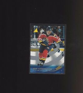 1995-96-PANTHERS-Pinnacle-Rink-Collection-100-Rob-Niedermayer