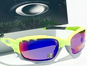 4d48c9dd85 NEW  Oakley RACING JACKET Retina PRIZM ROAD BIKE GOLF Sunglass 9171 ...