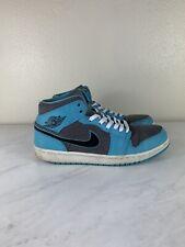 Size 10 - Jordan 1 Mid Gamma Blue for sale online   eBay