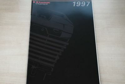 Aspiring 193657 Modellprogramm Prospekt 1997 Kawasaki