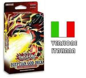 Yu-gi-oh! Mazzo STRUCTURE DECK DIVINITA' EGIZIA SLIFER ITALIANO Yugioh!
