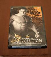 Wwe - Year's Revolution (dvd, 2005) Brand