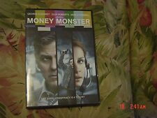 Money Monster (DVD, 2016) George Clooney, Julia Roberts, Jack O'Connell