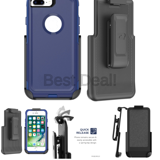 Encased Belt Clip Holster for Otterbox Commuter Series Case - iPhone 7 Plus 5...