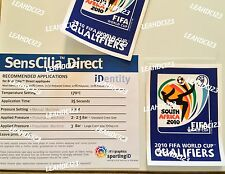 SOUTH AFRICA 2010 QUALIFIERS Transfer - Sporting iD, SensCilia Direct
