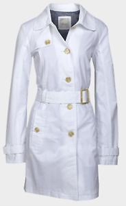 Manteau d/'été femme Espirit Authentique Blanc Taille 14 Veste Manteau