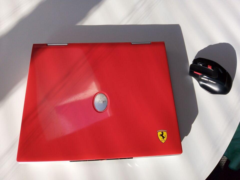 Acer Ferrari 3000, God