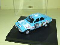 Ford Escort Rally Rac 1973 Tomi Makinen Trofeu