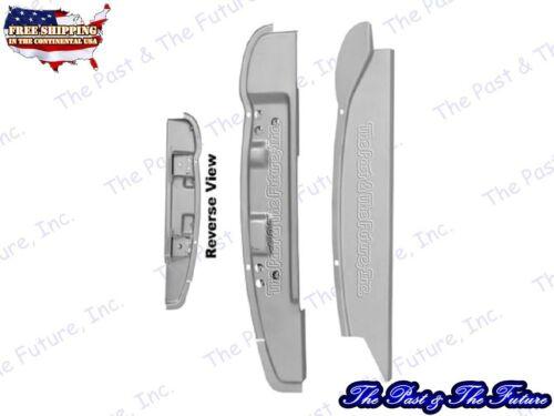 Weld Through Primer Left BRDR6667-71L 66 67 Ford Bronco Door Post A Pillar