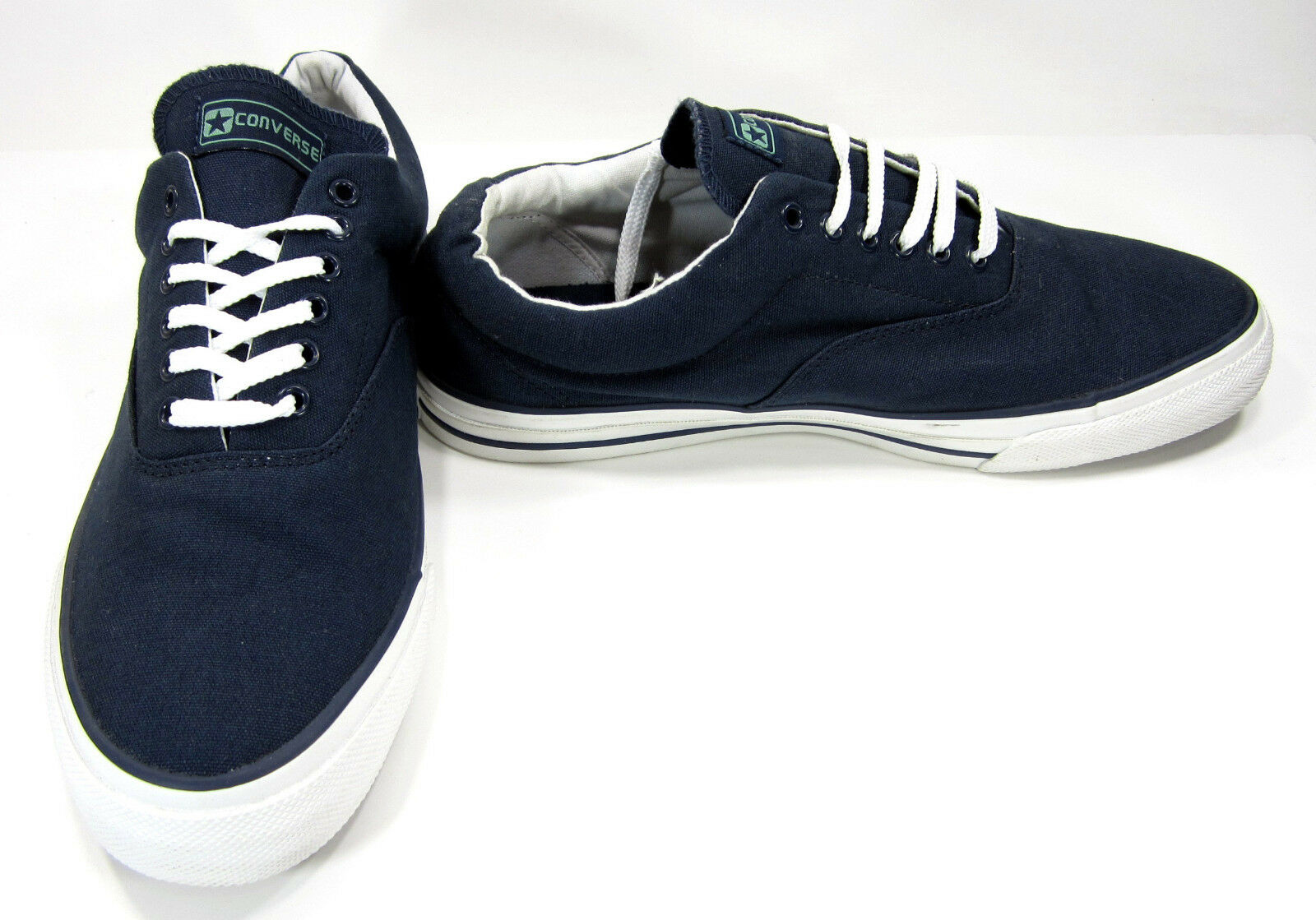 Converse Chaussures AV960 Play Lo Canvas Bleu Sneakers