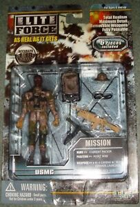 BBI Modern Elite Force 1:18 Scale USMC Point Man C. Packer