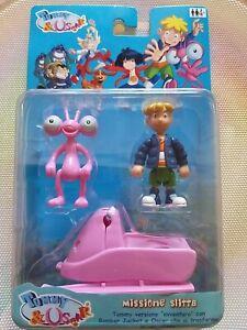 Gioco Tommy e  & Oscar Missione slitta Hasbro RAINBOW +4 da collezione