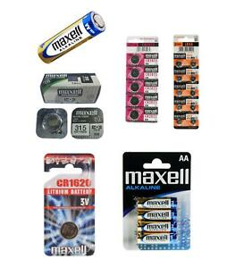Pila-Marca-Maxell-Pack-pilas-bateria-original-en-blister-Elige-Modelo
