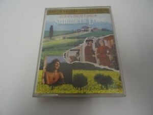 Audio-Book-Summer-039-s-Lease-John-Mortimer-2-x-Cassettes-BBC-Radio-Collection