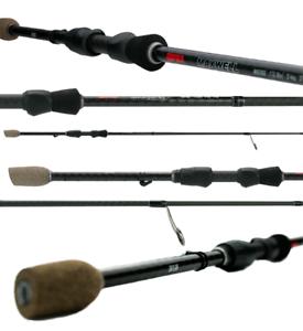 Rapala Maxwell 6'4  2pc 1-3kg 30 Ton Graphite Blank Spin Fishing Rod MXS642UL