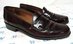 peter huber men's size 105 n narrow 8976 loafers dress