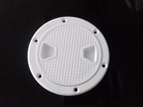 1X Marine 4/'/' round access hatch cover lid screw out deck for boat