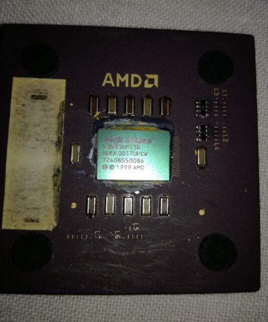 Processore Amd Athlon 800 Mhz A0800AMT3B soket A(462)