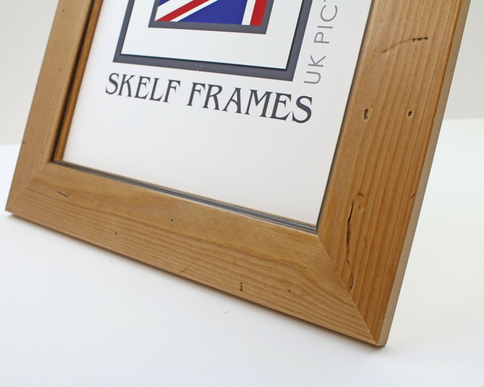 3fea3166b12 Skelf Frames Ltd 20x12 Panoramic Picture Photo Poster Wood Frame (antique  Pine for sale online