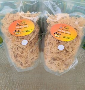 Dr Sebi Grade Raw Wildcrafted Jamaica Irish Sea Moss Vegan Superfood Ebay