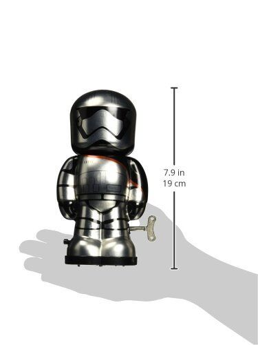 Star Wars Tin Capitaine Phasma wind ups Figure Schylling 32765