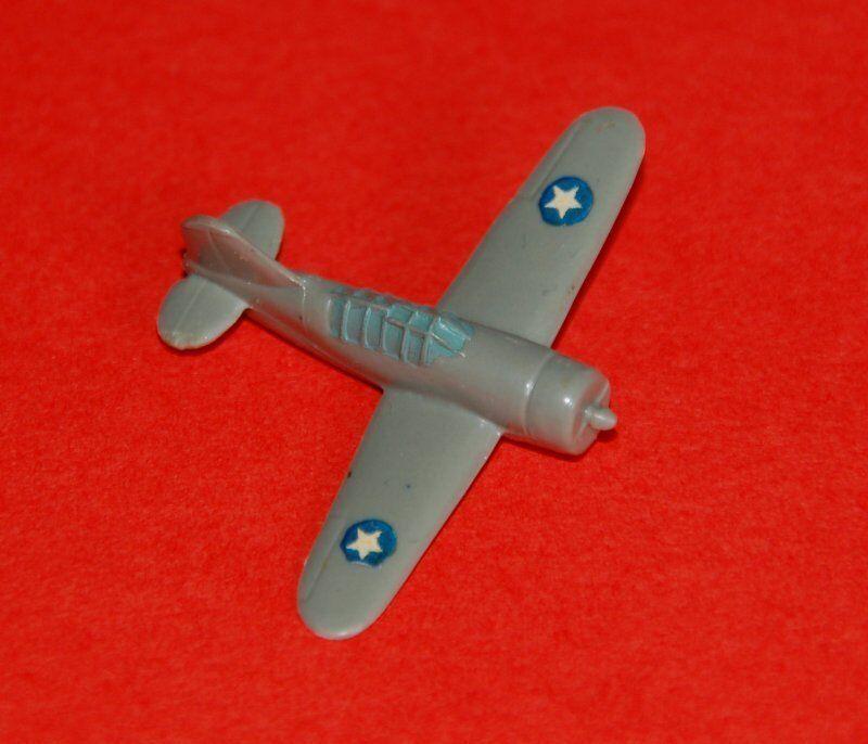 Wiking avión-estados unidos 8-Brewster f2a-2 Buffalo-gris claro