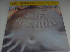 SOFT MACHINE-Six JAPAN Press Mini LP CD w/OBI Promo Pink Floyd Karl Jenkins