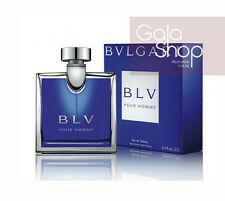 BULGARI BLU 100ML EAU DE TOILETTE PROFUMO UOMO EDT HOMME MEN NATURAL SPRAY